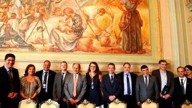 reuniao governoRS redes eletricasLuiz Chaves Palácio Piratini 390x220 - PUCRS assinou termo de cooperação com o Governo do Estado do RS