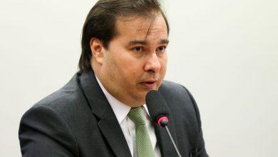 rodrigo maia 2 390x220 - Observatório da intervenção é lançado no Rio de Janeiro