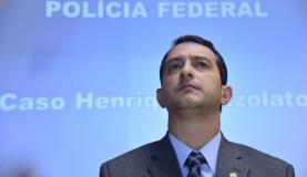 rogerio galloro - Segovia é substituído por Rogério Galloro na Polícia Federal