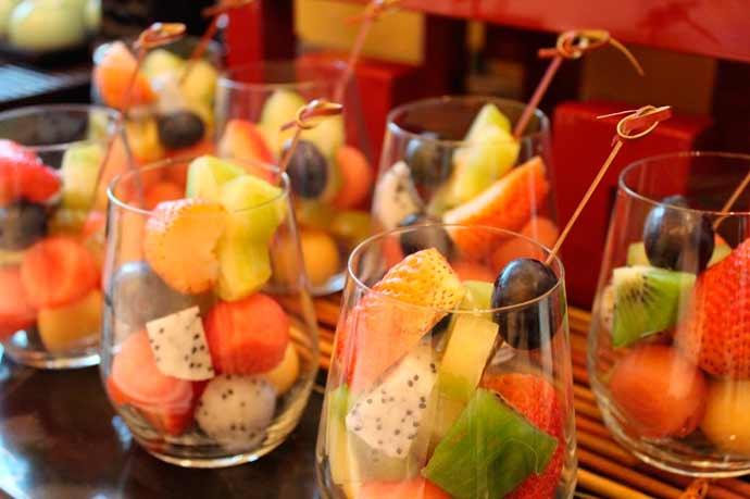salada de fruta - Cardápio para ter mais energia neste Carnaval