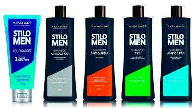 Photo of ALFAPARF lança linha Stilo Men para cabelos dos homens