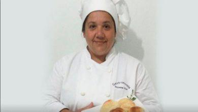 suzana 390x220 - Merendeira gaúcha representa RS no reality de gastronomia Mão na Massa