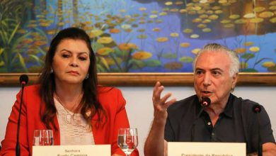 temer roraima 390x220 - Em Roraima, Temer anuncia grupo para tratar da crise migratória dos venezuelanos