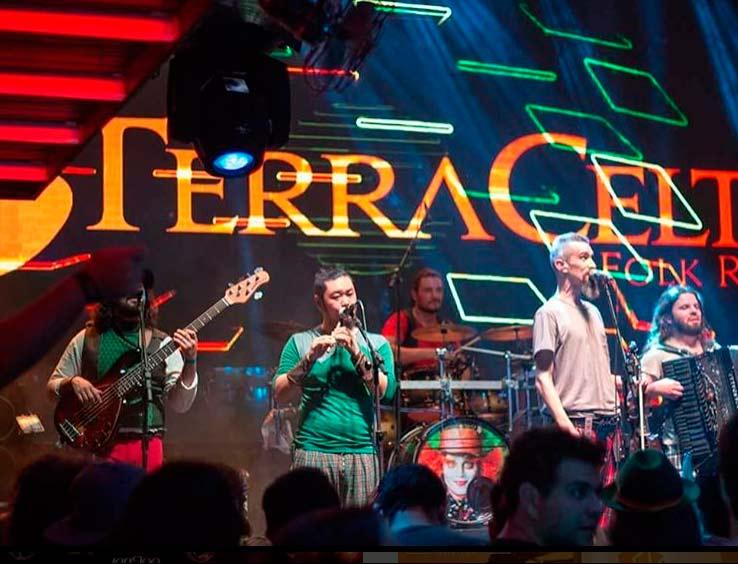 terra celta - Saint Patrick´s Festival acontece em Ribeirão Preto