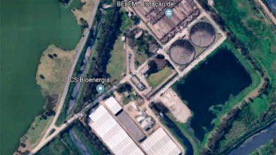 trat esgoto 390x220 - Usina passa a produzir biogás a partir de resíduos orgânicos e lodo de esgoto