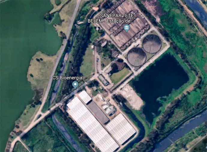 trat esgoto - Usina passa a produzir biogás a partir de resíduos orgânicos e lodo de esgoto
