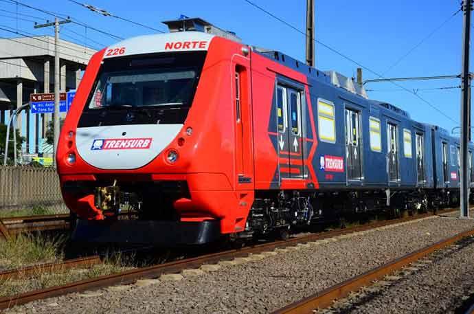 trensurb - Trensurb retoma grade horária normal a partir de segunda-feira (19/02)