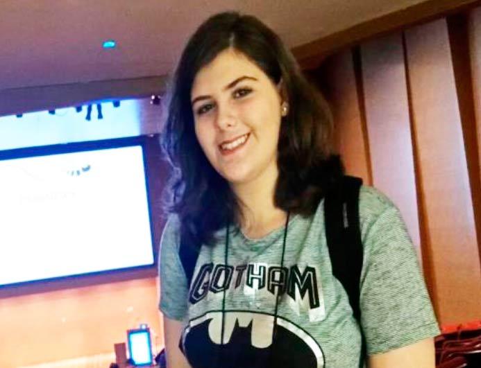 universidade - Estudante é aprovada na Unicamp ainda na 1ª série do Ensino Médio