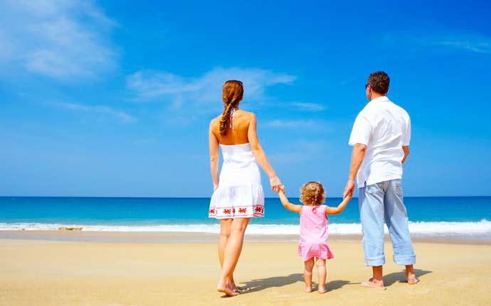 viagem crianças - Médico fala sobre cuidados para viajar com as crianças