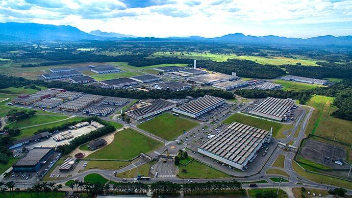 gora Tech Park - Ágora Tech Park em Joinvile