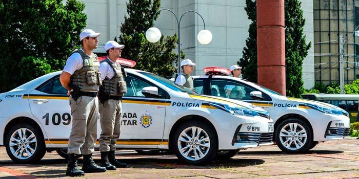 27190603 1475125 GDO - Governo recebe doação de 46 viaturas para Segurança Pública do RS
