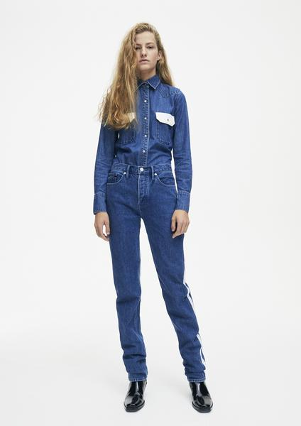 Calvin Klein Jeans lança primeira coleção com alinhamento global ... 2f8740dc75