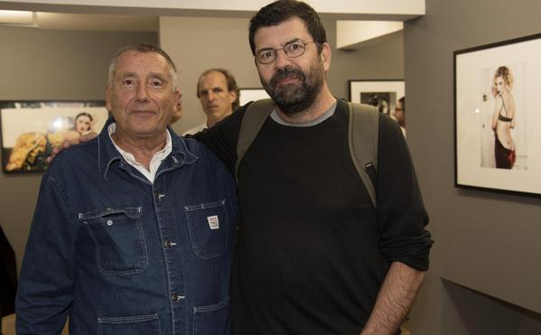 "332816 771971 mario cohen fernando costa netto web  - Galeria Mario Cohen e Loungerie inauguram exposição ""Divas"""