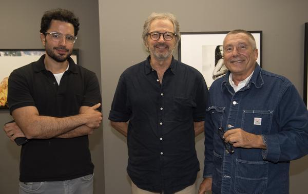 "332816 771974 pedro biagi hilton simAues mario cohen web  - Galeria Mario Cohen e Loungerie inauguram exposição ""Divas"""