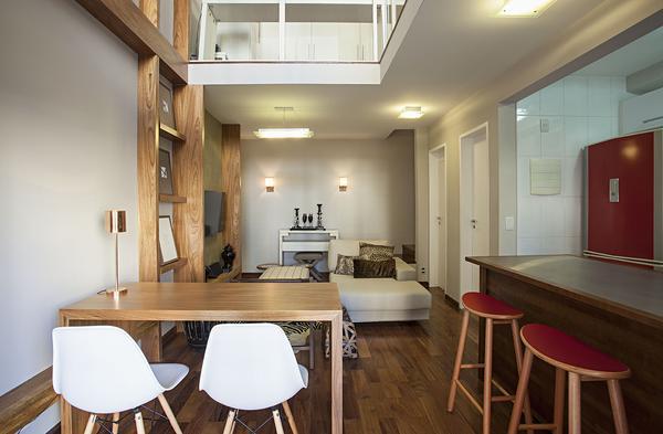 334144 777224 barbara jalles loft itaim  3  web  - Decoração de ambientes pequenos