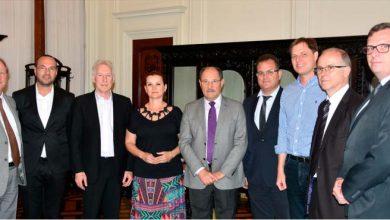 Photo of Governador do Estado recebe convite oficial da Fimec