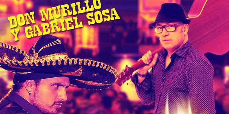 As Terças Calientes de Março no Guaca BC vão ser muito animadas ao ritmo de Don Murillo y Gabriel Sosa 4 - Terças Calientes de março do Guacamole Cocina Mexicana