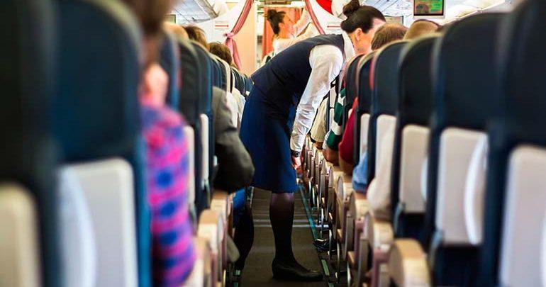 Avião de passageiros 770x405 - Conselho Federal de Medicina lança hoje (12) a cartilha Medicina aeroespacial