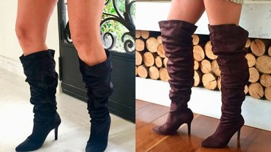 Botas SpotShoes  390x220 - Slouch Boots para o inverno 2018