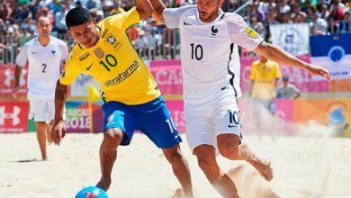 Brasil inicia busca por título da Copa América 390x220 - Brasil inicia busca por título da Copa América de Beach Soccer