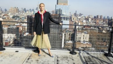 Photo of Burberry apresenta Juergen X Adwoa Parte Dois: Nova York