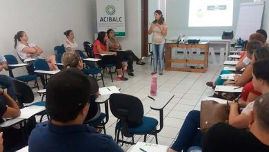 Curso de Boas Práticas 390x220 - Acibalc promove 1º curso do ano para manipuladores de alimentos