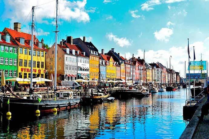 Dinamarca - Europa na primavera: 4 destinos para conhecer durante o outono brasileiro
