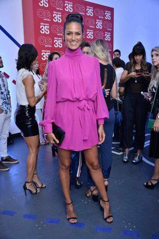 Driely Bennettone 3 312x468 - Desfile Coleções Sabrina Sato e Thassia Naves