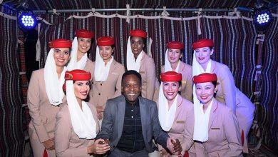 Emirates leva Pelé a Dubai para promover o destino turístico aos brasileiros 390x220 - Emirates leva Pelé a Dubai para promover o destino turístico aos brasileiros