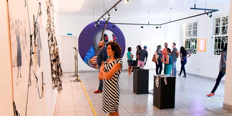 Exposição de arte em Novo Hamburgo - Aberta segunda etapa da mostra Passeios Contemporâneos
