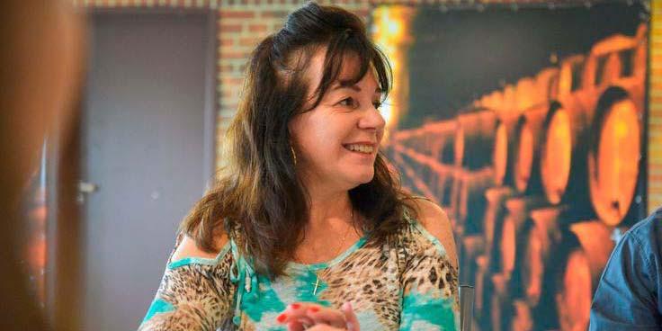 Festa da Uva 2019 1 - Marta Regina Siota Schramm é a nova diretora da Festa da Uva S/A