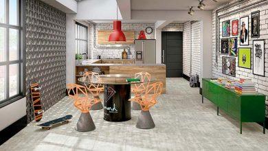 Photo of Eucatex traz tendência do concreto para os revestimentos