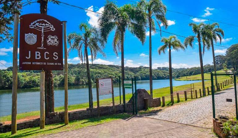 Jardim Botânico e no Mato Sartori 1 - Roteiros ecológicos no Jardim Botânico e no Mato Sartori em Caxias do Sul