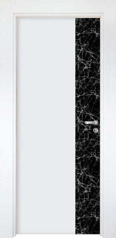 Léo Shehtman Elemento Mármore preto 228x468 - Portas são o novo elemento decorativo nos projetos de design de interiores