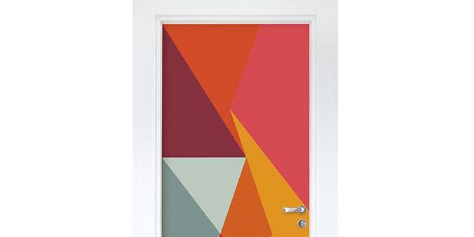 Léo Shehtman Geometric4 1 - Portas são o novo elemento decorativo nos projetos de design de interiores