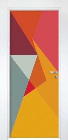 Léo Shehtman Geometric4 228x468 - Portas são o novo elemento decorativo nos projetos de design de interiores