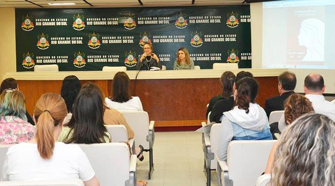 MPRS - Ministério Público gaúcho lança cartilha sobre violência sexual e o direito à interrupção da gravidez