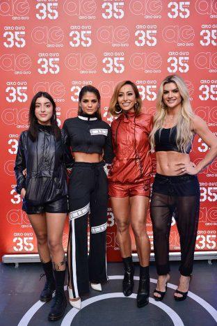 Maju Trindade Tassia Naves Sabrina Sato e Mirella Santos 2 312x468 - Desfile Coleções Sabrina Sato e Thassia Naves