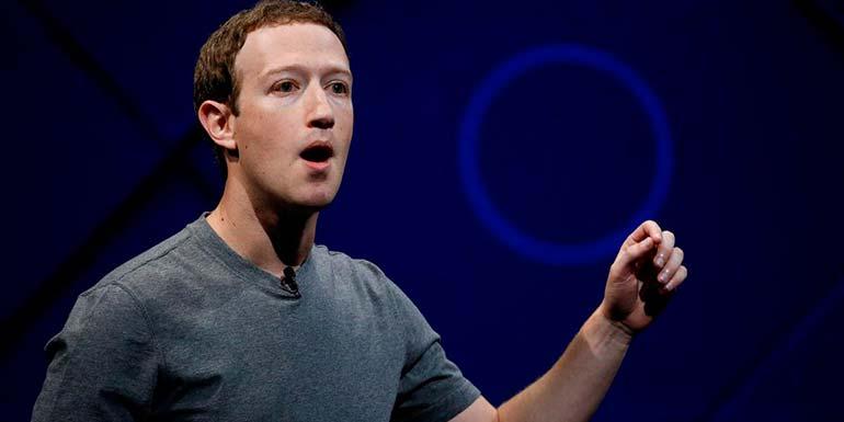 Mark Zuckerberg - Facebook volta a pedir desculpas por uso indevido de perfis