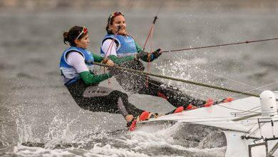 Martine Grael e Kahena Kunze voltam a treinar juntas na Nova Zelândia 390x220 - Martine Grael e Kahena Kunze voltam a treinar juntas na Nova Zelândia