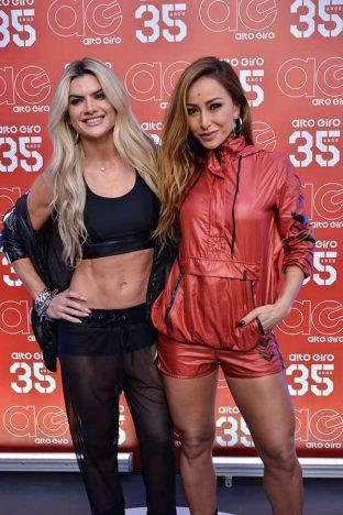 Mirella Santos e Sabrina Sato 1 312x468 - Desfile Coleções Sabrina Sato e Thassia Naves
