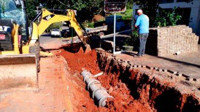 Obras da PMNH 390x220 - Secretaria de Obras realiza diversas ações nos últimos dias