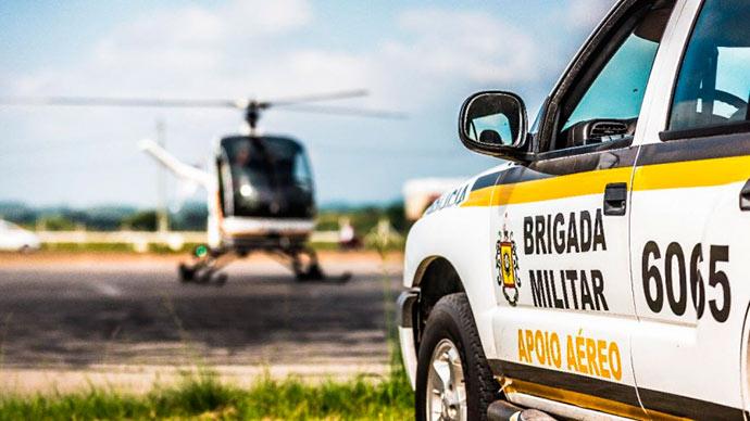 Operação integrada fiscaliza fronteiras e divisas da Região Sul do Brasil - Operação integrada fiscaliza fronteiras e divisas da Região Sul do Brasil