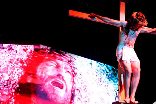 Paixão de Cristo - Campo Bom: encenação da Paixão de Cristo é nesta sexta (30)