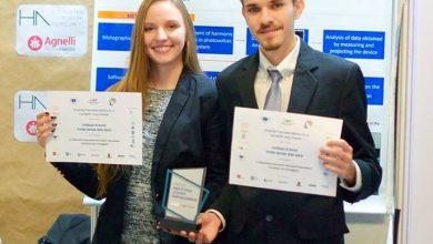 Premio Speciale Della Giuria 390x220 - Projeto de estudantes do Liberato é premiado na Itália