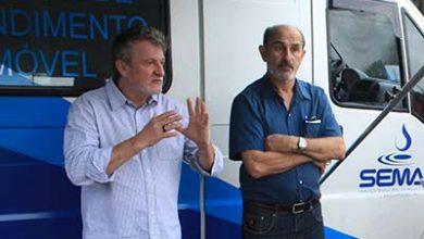 SEMAE 1  390x220 - Unidade de Atendimento Móvel chega à Santa Marta
