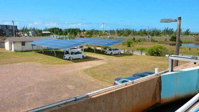 Sistema fotovoltáico 390x220 - Projeto reduz gasto de energia em estação de tratamento da Corsan