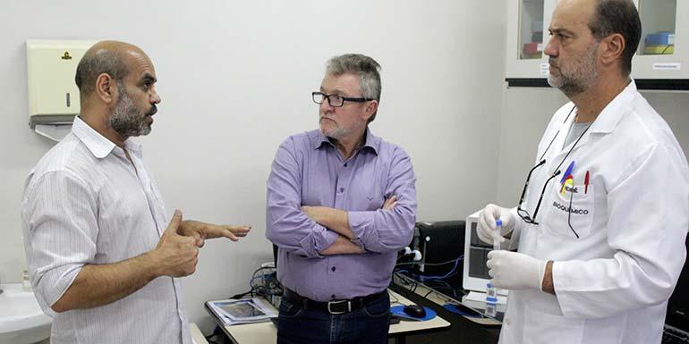 Teste tuberculose - Prefeitura oferece teste rápido para diagnosticar tuberculose