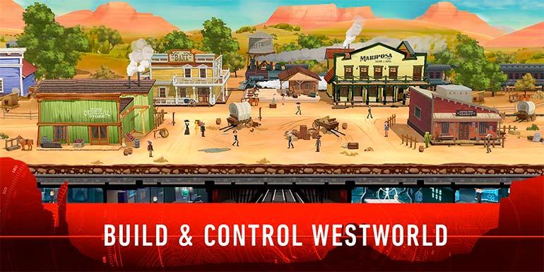 WB Games - WB Games anuncia pré-cadastro para game mobile de Westworld