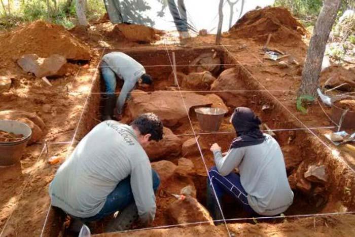 abr 030220188428 - Sítio Arqueológico no DF indica presença humana há milhares de anos